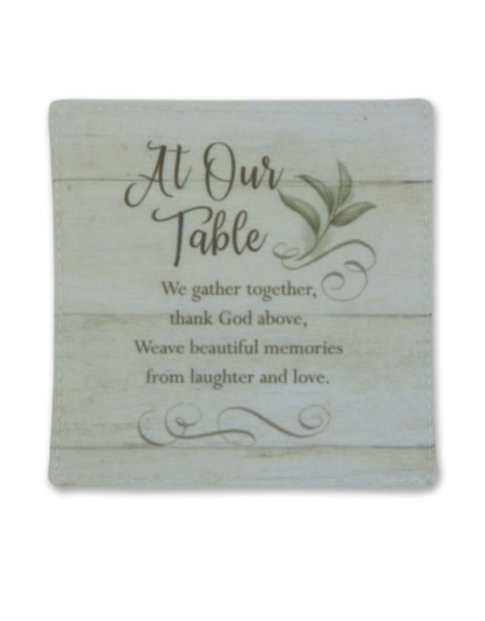 Coaster Set - At Our Table