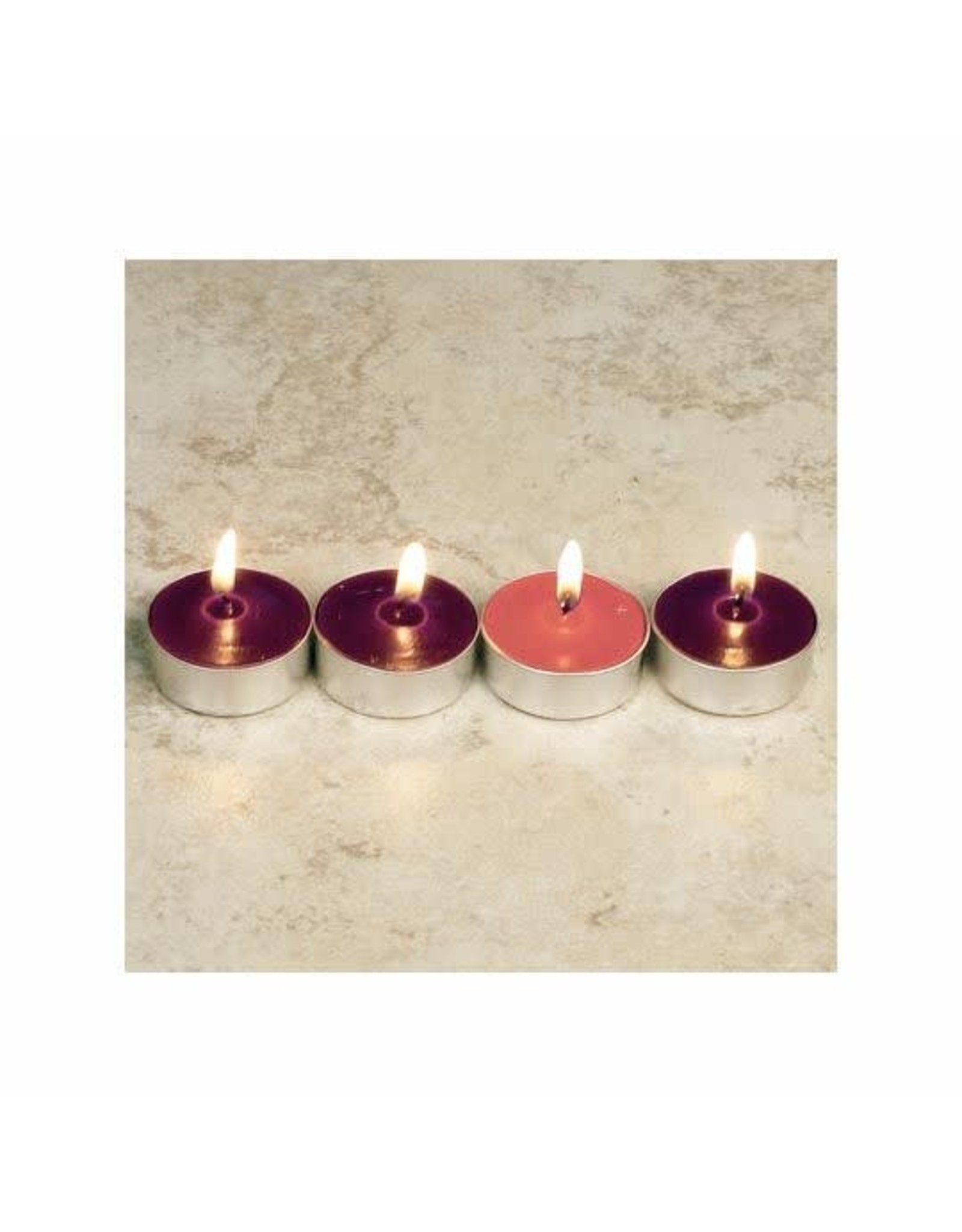 Tealight Advent Candles