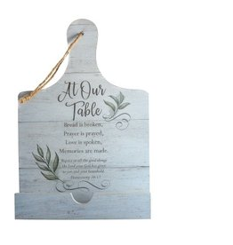 Cookbook Holder - At Our Table