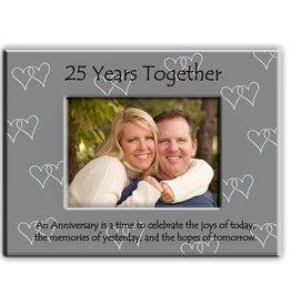 Frame - 25 Year Anniversary (6x8)