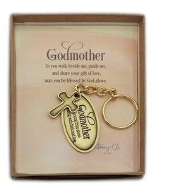Godmother Key Ring