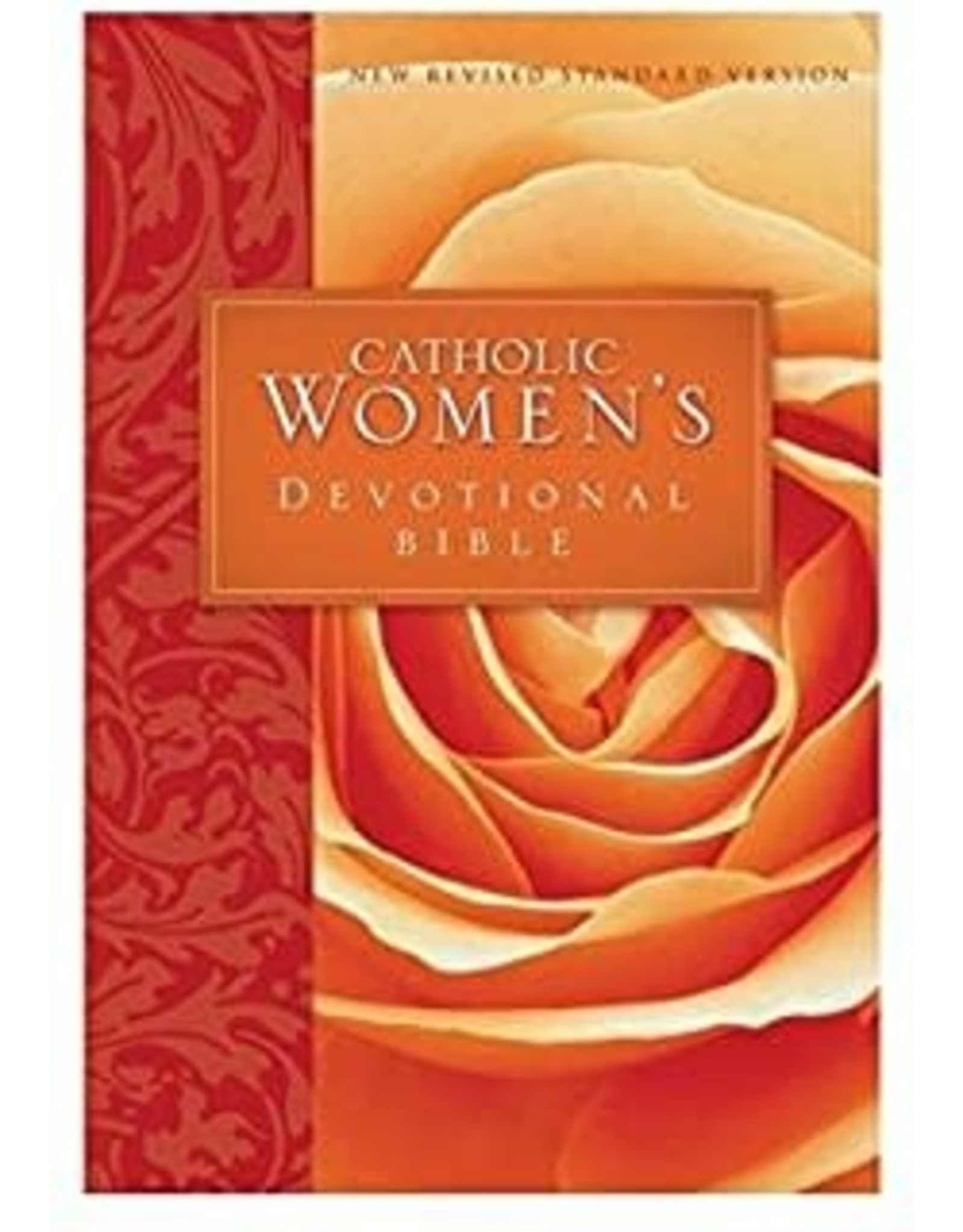 Catholic Women's Devotional Bible-NRSV
