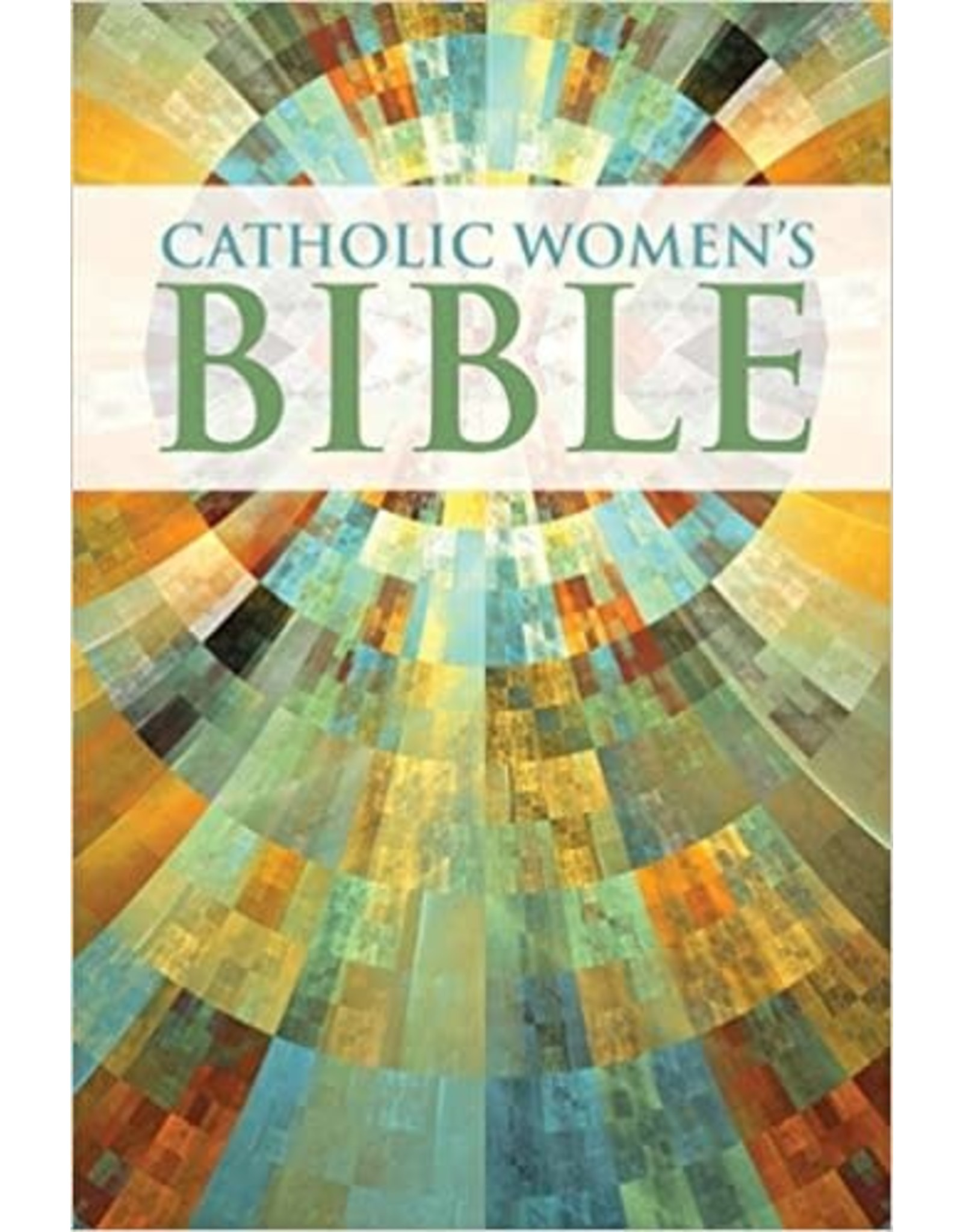 Catholic Women's Bible-NAB