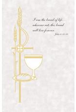 Bulletin Communion Parchment (100)