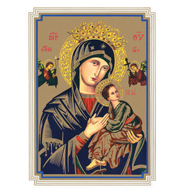 Our Lady of Perpetual Help Mass Cards for the Deceased (100)