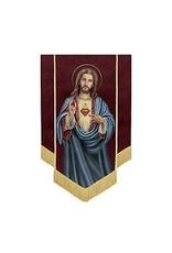 Sacred Heart Banner