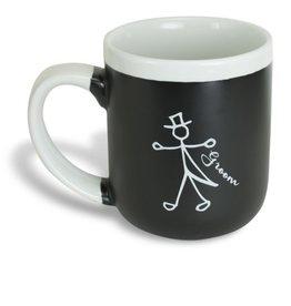 Groom - Two Hearts - Mug