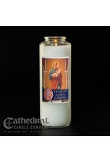 Year of St. Joseph Devotional Candle