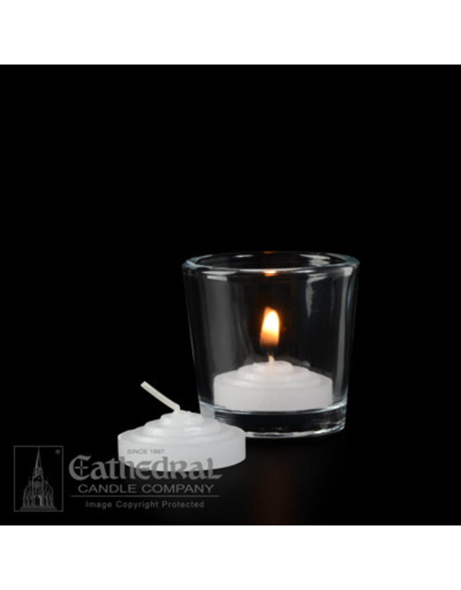 2-Hour Votive Candles (Box of 288)