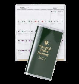 2022 Liturgical Pocket Secretary