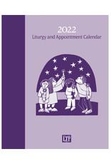 2022 Liturgy & Appointment Calendar
