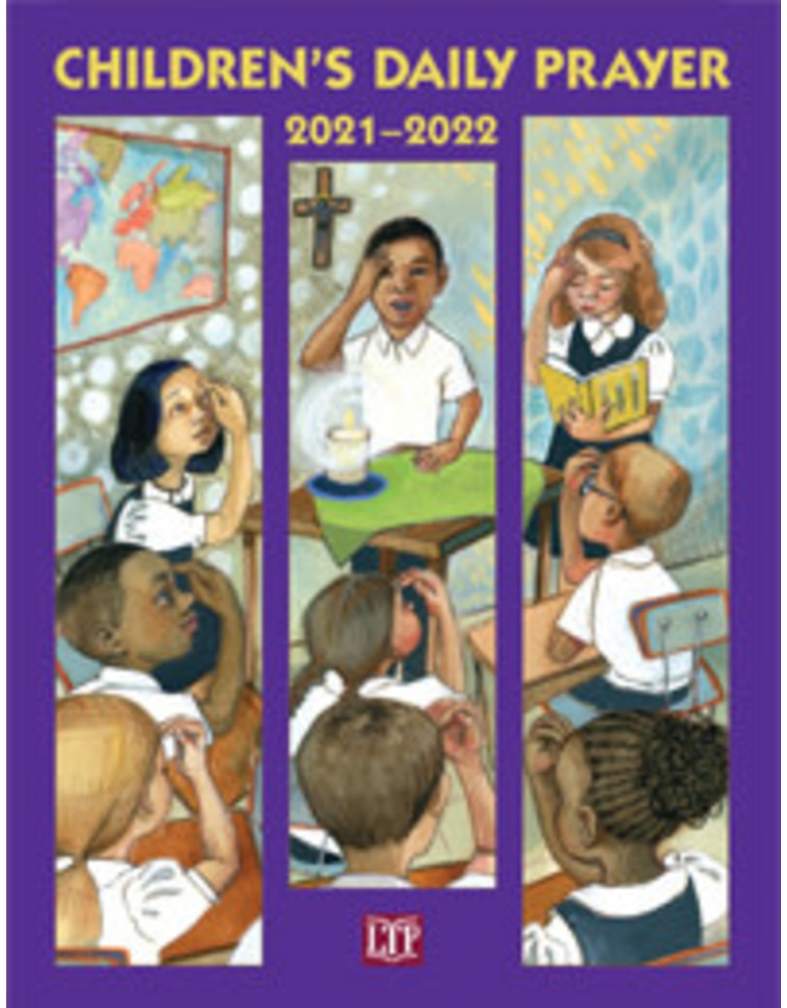 2021-22 Children's Daily Prayer