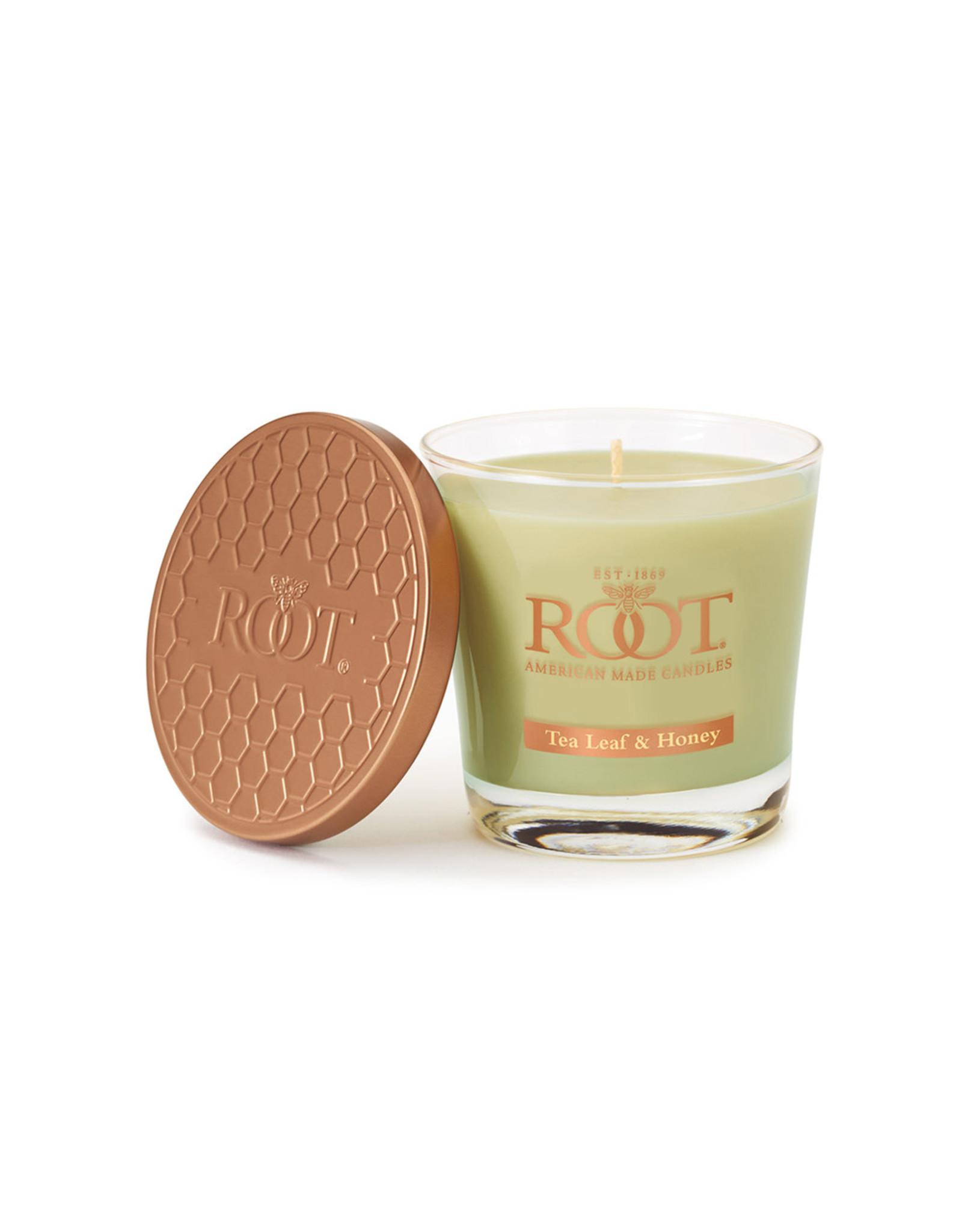 Root Candle - Tea Leaf & Honey