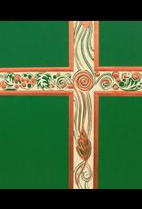 Ceremonial Binder - Green & Copper