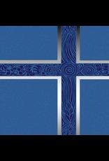 Ceremonial Binder - Blue & Silver