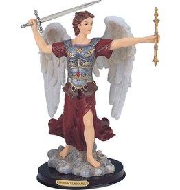 "St. Michael the Archangel Statue (12"")"