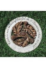 Bronze Garden Stone (Inspire)