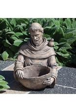 St. Francis Bird Bath