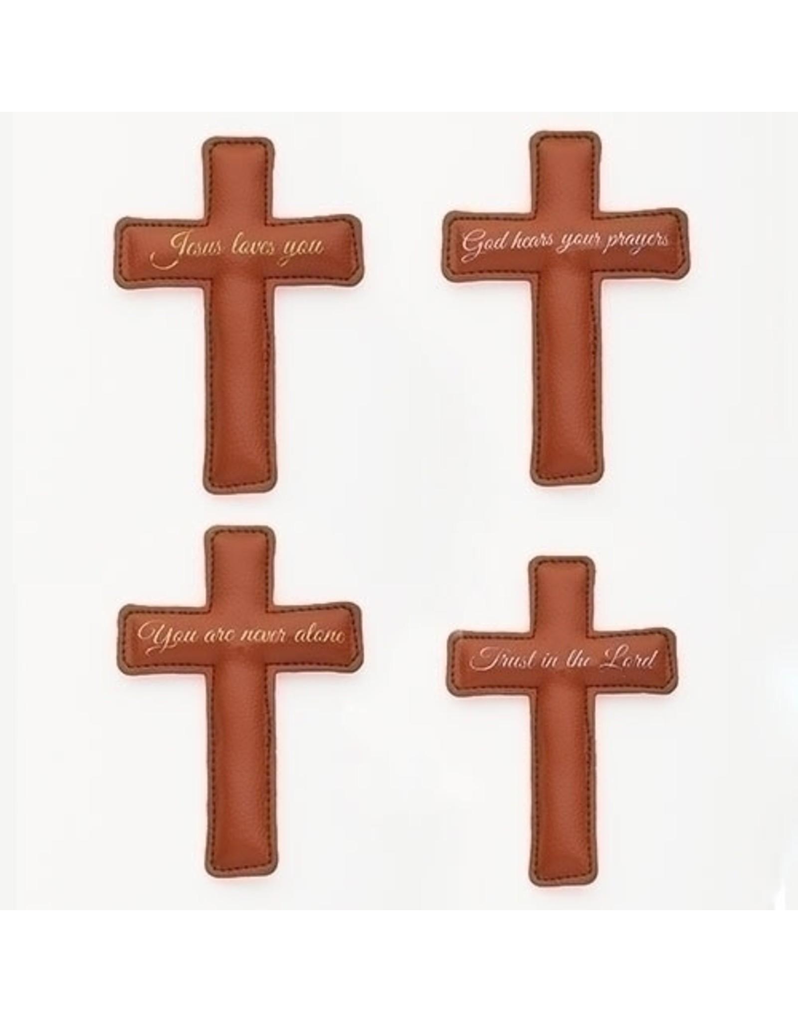 """Comfort Cross Assorted 5"""""""