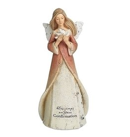 """Confirmation Angel Statue 7"""""""