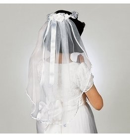 """First Communion Veil """"Wendy"""""""