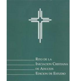 RCIA (Rito de la Iniciacion Cristiana de Adultos) Edicion de Estudio