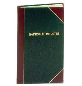 Standard Baptism Register  - 1000 Entries