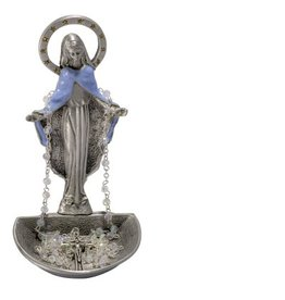 Our Lady of Grace Rosary Holder