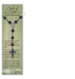 Auto Rosary - Celtic Cross Seeds of Faith
