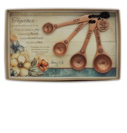 Measuring Spoons - Copper - Together