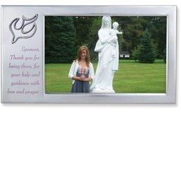 Sponsor Frame with Dove