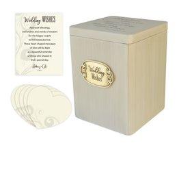 Wedding Wishes Keepsake Box