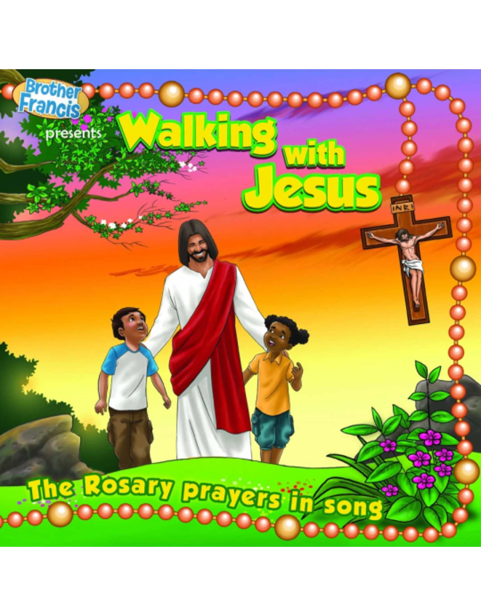 Walking with Jesus: The Rosary Prayers in Song CD