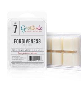 Gratitude Soy Blend Wax Melts - Forgiveness (Fresh Linen)