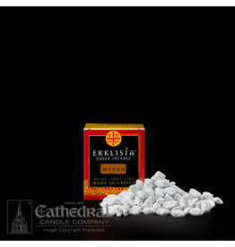 Incense - Ekklisia - Myrrh (1/4 lb)