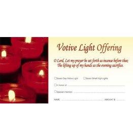 Offering Envelopes - Votive Light (100)