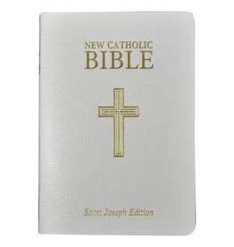 St. Joseph New Catholic Bible (Personal Size) - Brown, Burgundy, or White