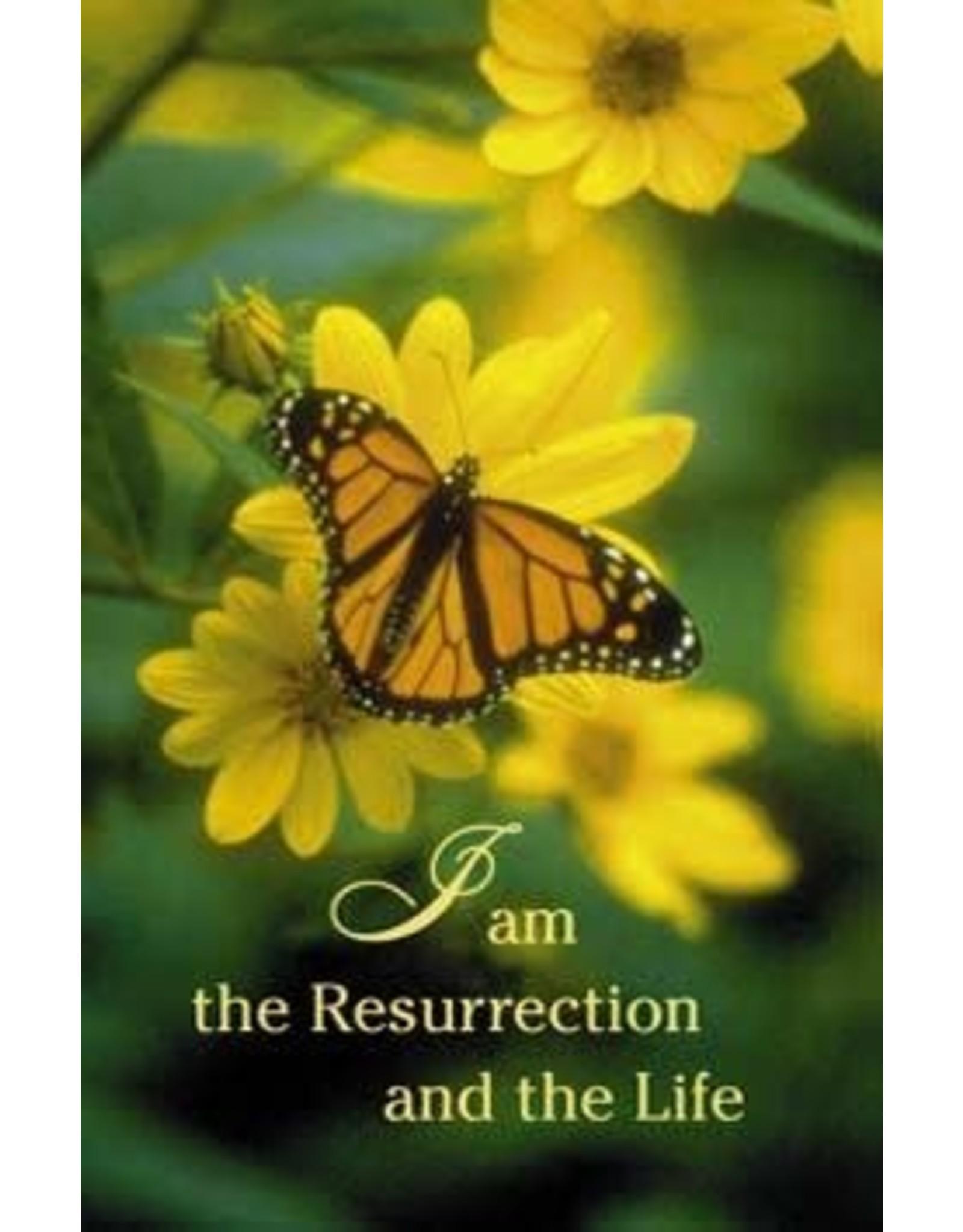 Bulletins-I am the Resurrection (100)
