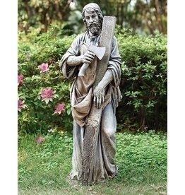 "Statue St. Joseph the Worker 35.75"""