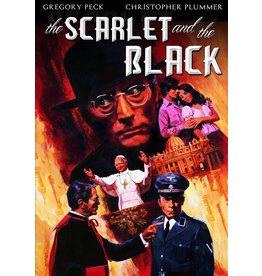 V-The Scarlet and the Black DVD