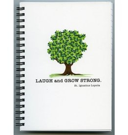 Journal Laugh & Grow Strong (St. Ignatius Loyola)