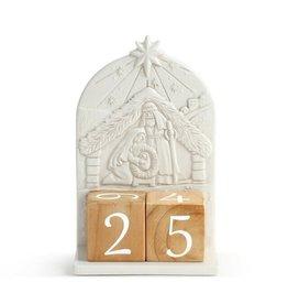Holy Family Countdown to Christmas Calendar