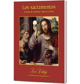Los sacramentos - Edición Parroquial: Fuente de nuestra vida en Cristo