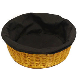 Liner for Round Collection Basket 454 - Black, Green or Purple,
