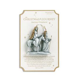 Christmas Journey Ornament   disc