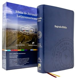 Sagrada Biblia (The Great Adventure Catholic Bible, Spanish Edition)