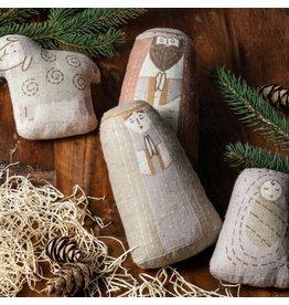 Happy Birthday Jesus Plush Nativity Set