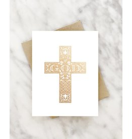 Child of God Baptism/Baby Greeting Card