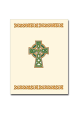 Boxed Cards - Deluxe Knot Cross (12)