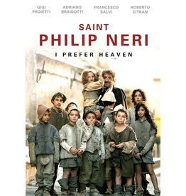 Saint Philip Neri: I Prefer Heaven DVD